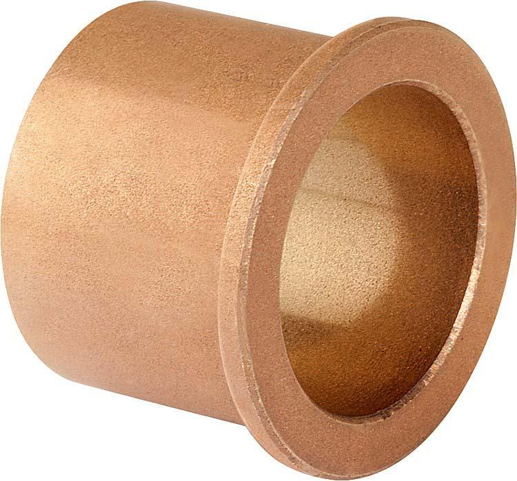 Mancal com bucha de bronze